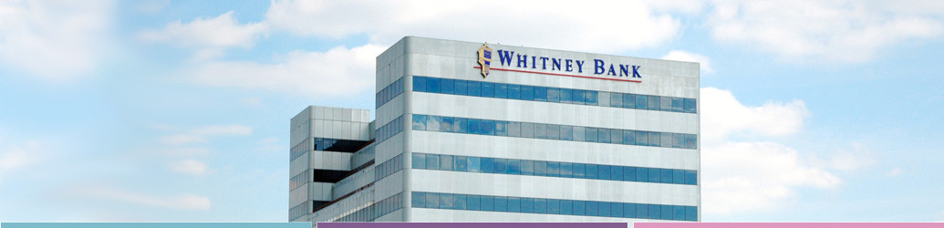 Whitney Bank Building, Galleria Counseling & Consulting.
