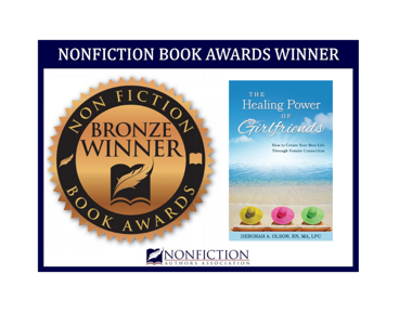 Non fiction book awards bronze winner.